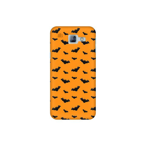 Bats Pattern Samsung A8 2016 Phone Cover