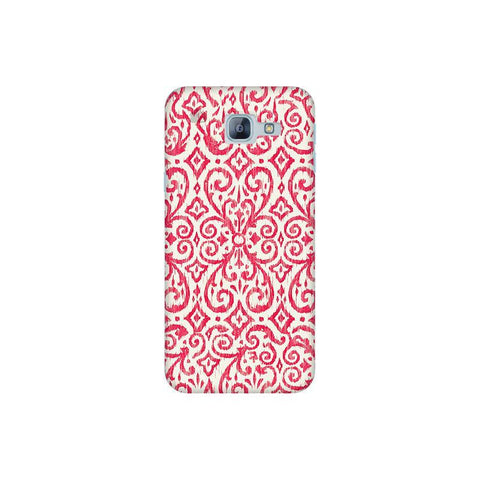 Bright Ikat Art Samsung A8 2016 Phone Cover