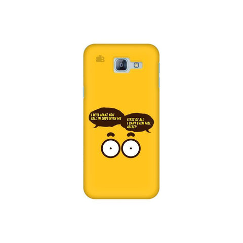 Cant Even Sleep Samsung A8 2016 Phone Cover