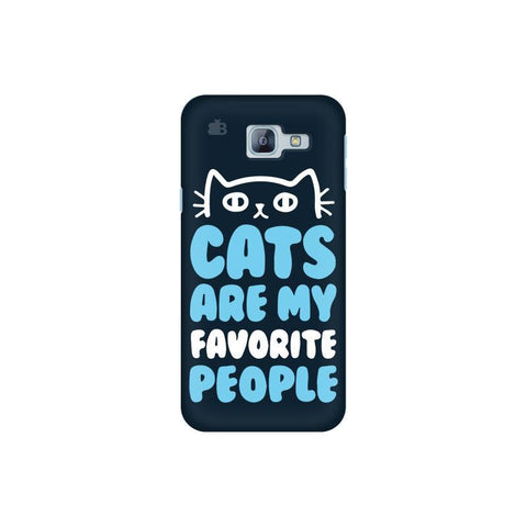 Cats favorite People Samsung A8 2016 Phone Cover
