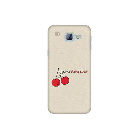 Cherry Sweet Samsung A8 2016 Phone Cover