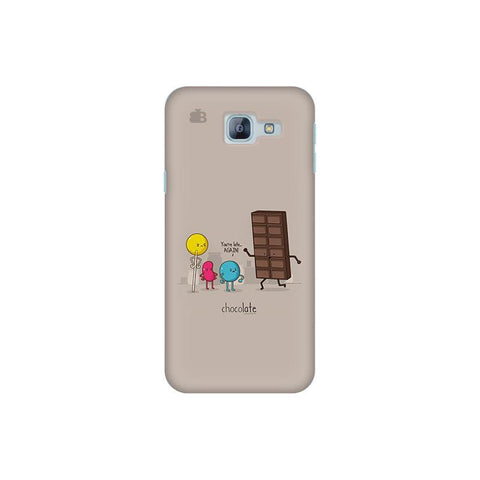 Choco late Samsung A8 2016 Phone Cover