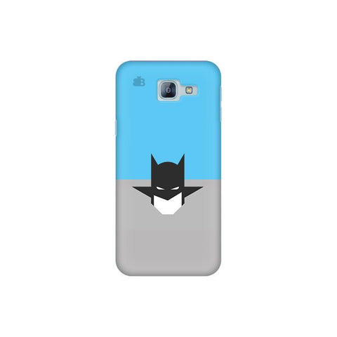 Cracked Maskman Samsung A8 2016 Phone Cover