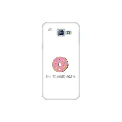 Donut Feel Complete Samsung A8 2016 Phone Cover