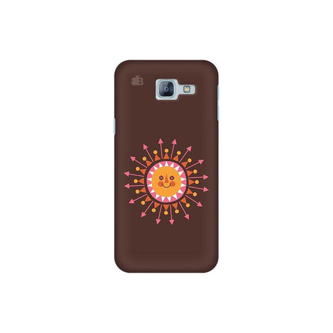 Happy Sun Samsung A8 2016 Phone Cover