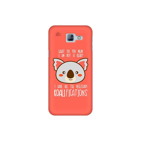 Koalifications Samsung A8 2016 Phone Cover