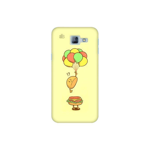 Light Burger Samsung A8 2016 Phone Cover