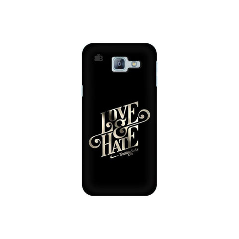 Love & Hate Samsung A8 2016 Phone Cover