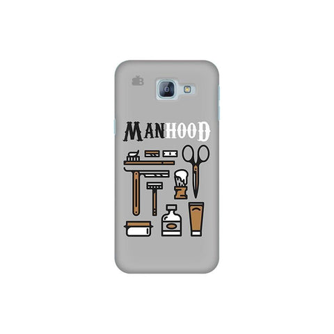 Manhood Samsung A8 2016 Phone Cover