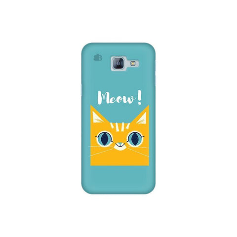 Meow Samsung A8 2016 Phone Cover