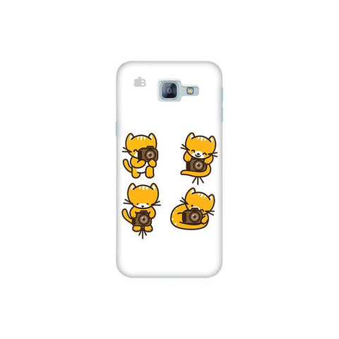 Photographer Kitty Samsung A8 2016 Phone Cover