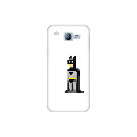 Pixelated Superhero Samsung A8 2016 Phone Cover