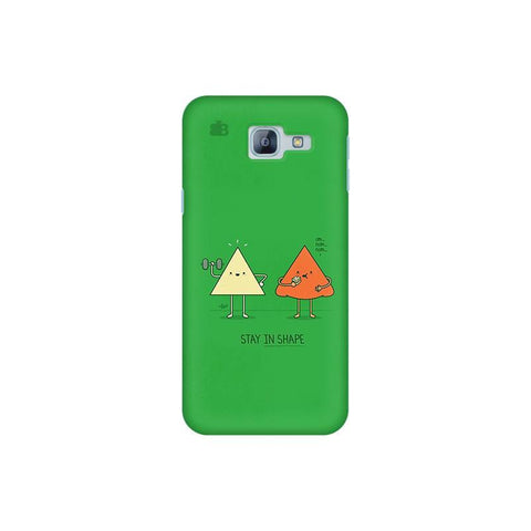 Stay in Shape Samsung A8 2016 Phone Cover