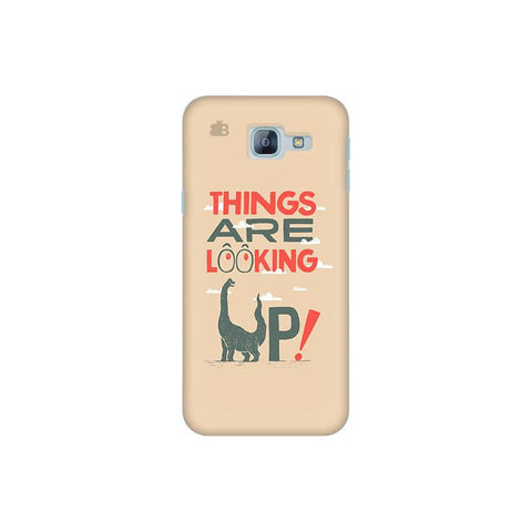 Things are looking Up Samsung A8 2016 Phone Cover
