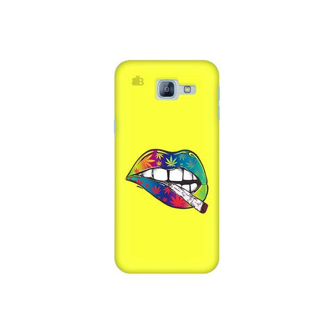Trippy Lips Samsung A8 2016 Phone Cover