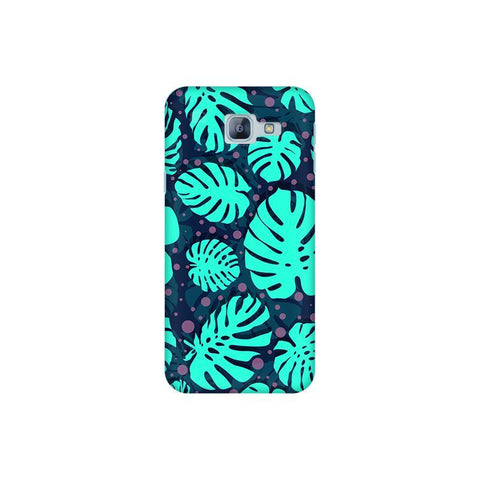 Tropical Leaves Pattern Samsung A8 2016 Phone Cover