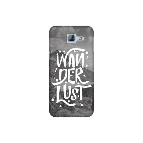 Wanderlust Samsung A8 2016 Phone Cover