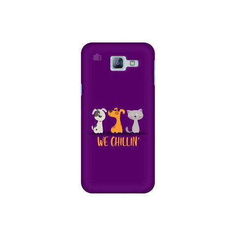 We Chillin Samsung A8 2016 Phone Cover