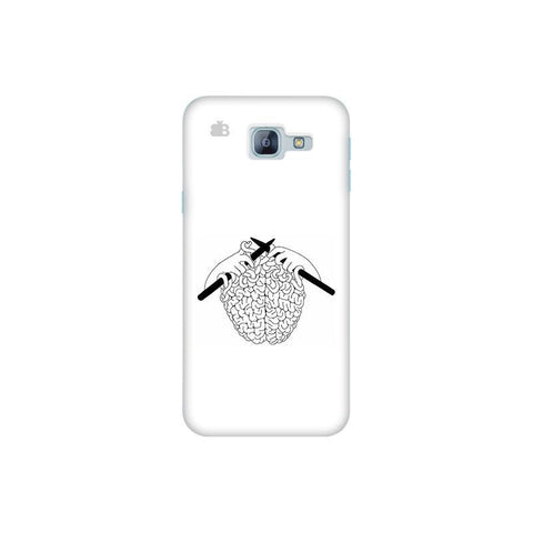 Weaving Brain Samsung A8 2016 Phone Cover