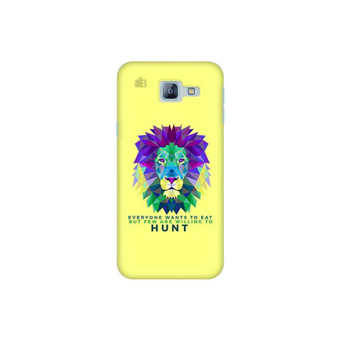 Willing to Hunt Samsung A8 2016 Phone Cover