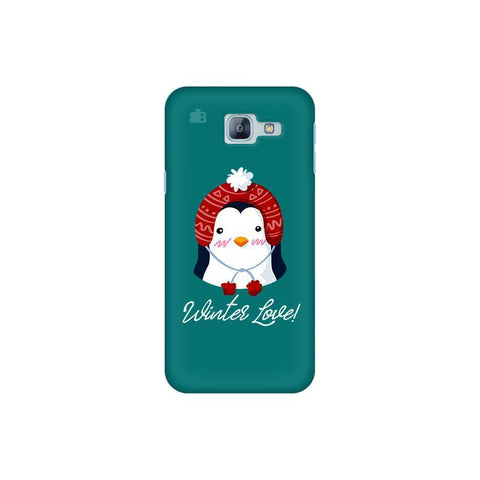Winter Love Samsung A8 2016 Phone Cover