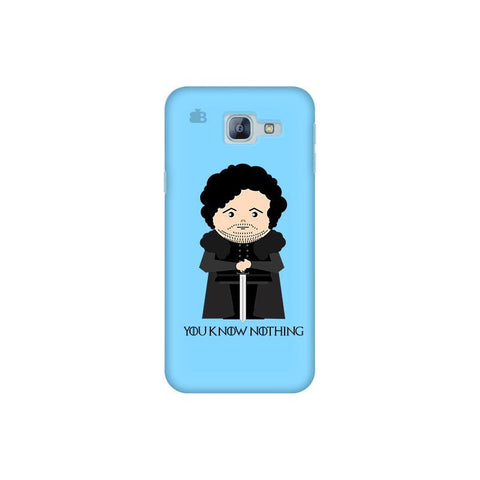 You Know Nothing Samsung A8 2016 Phone Cover
