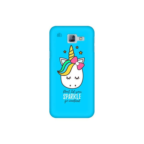Your Sparkle Samsung A8 2016 Phone Cover