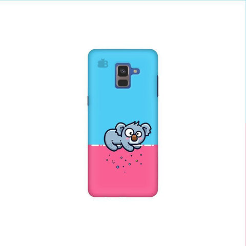 Baby Koala Samsung A8 Plus Phone Cover