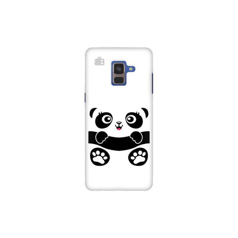 Baby Panda Samsung A8 Plus Phone Cover