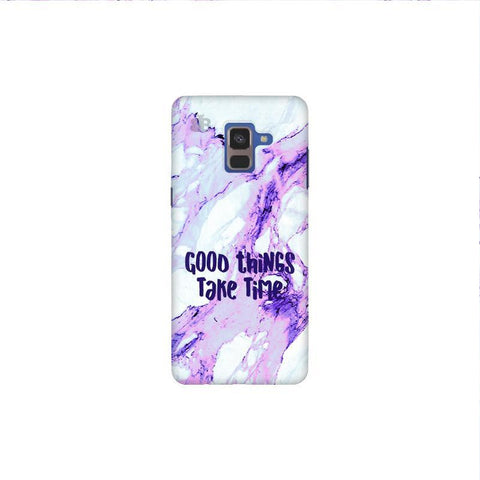 Good Things Samsung A8 Plus Phone Cover