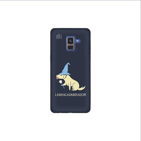 Labracabrador Samsung A8 Plus Phone Cover