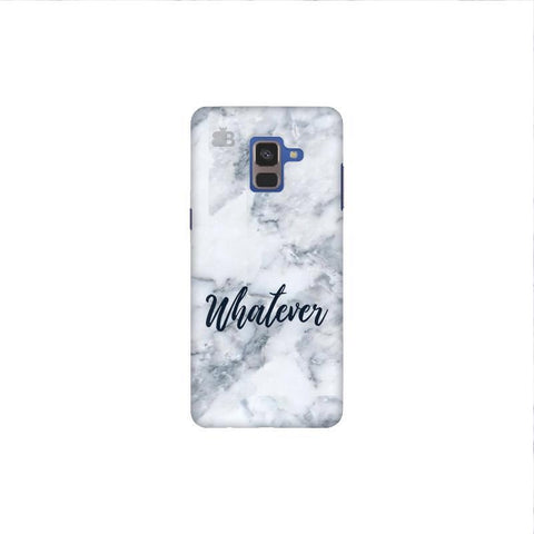 Whatever Samsung A8 Plus Phone Cover
