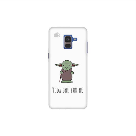 Yoda One Samsung A8 Plus Phone Cover