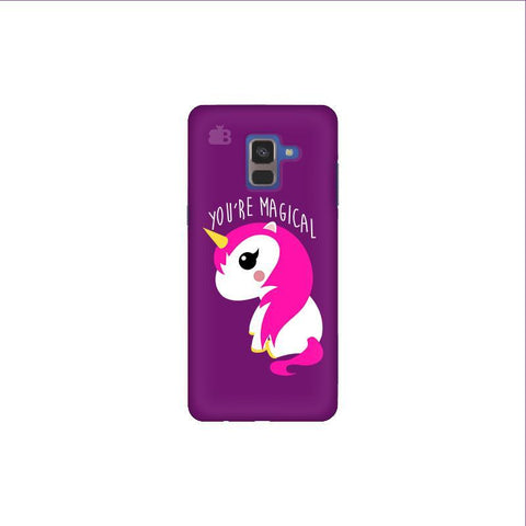 You're Magical Samsung A8 Plus Phone Cover