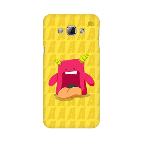 Aaaaa! Samsung A8 Phone Cover