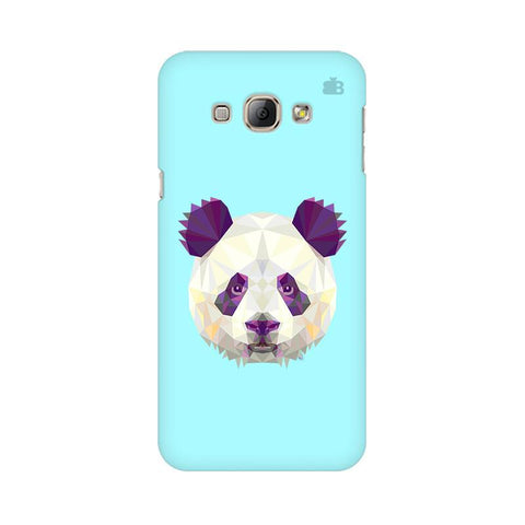 Abstract Panda Samsung A8 Phone Cover