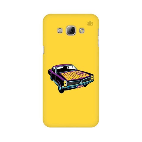 Badass Muscle Car Samsung A8 Phone Cover
