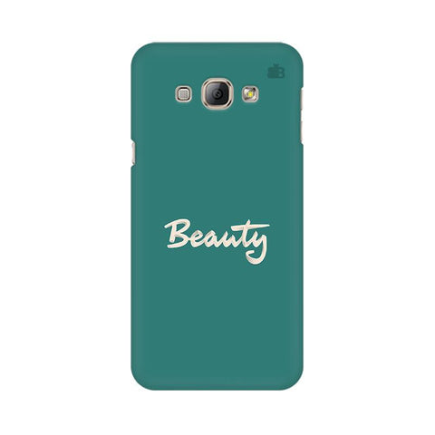 Beauty Samsung A8 Phone Cover