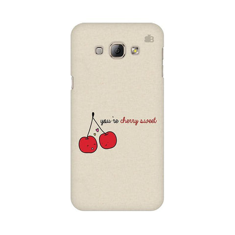 Cherry Sweet Samsung A8 Phone Cover