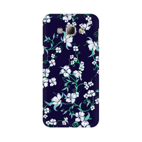 Dogwood Floral Pattern Samsung A8 Phone Cover