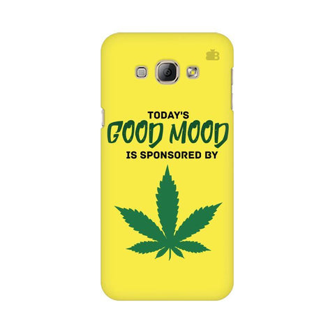Good Mood Samsung A8 Phone Cover