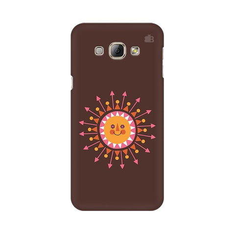 Happy Sun Samsung A8 Phone Cover