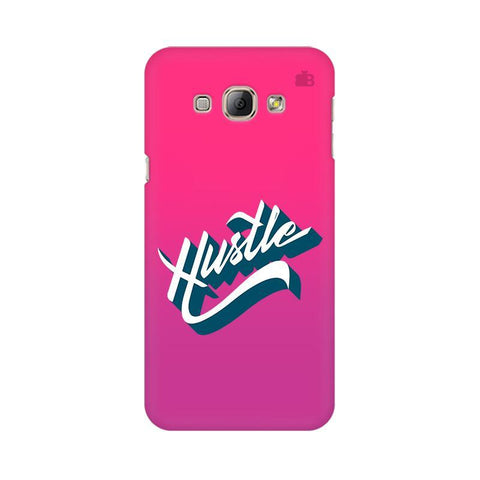 Hustle Samsung A8 Phone Cover