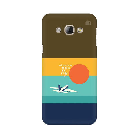 Just Fly Samsung A8 Phone Cover