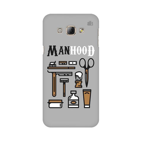 Manhood Samsung A8 Phone Cover