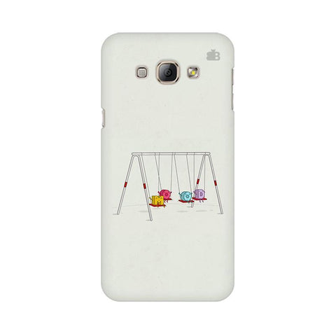 Mood Swings Samsung A8 Phone Cover
