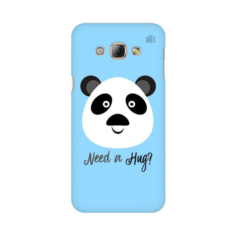 Need Hug Samsung A8 Phone Cover