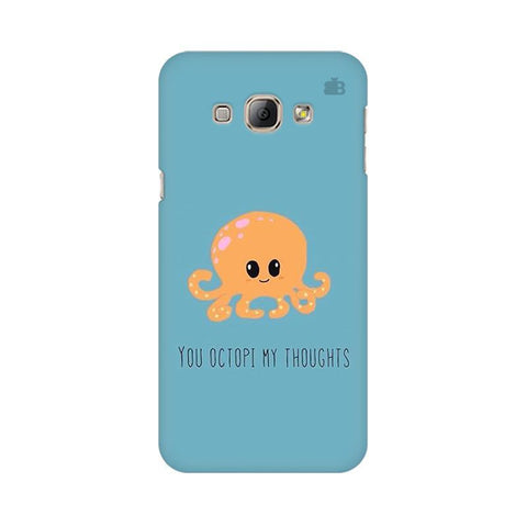 Octopi Thoughts Samsung A8 Phone Cover
