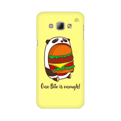 One Bite Samsung A8 Phone Cover