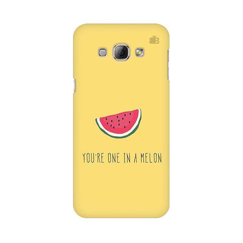 One in a Melon Samsung A8 Phone Cover